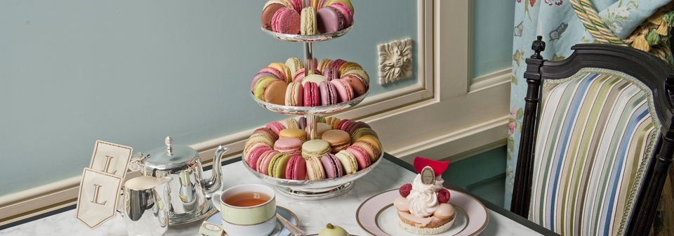 Laduree Tea Salon