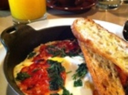 The Breslin - Baked Eggs