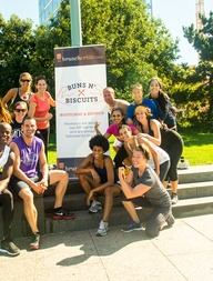Buns n' Biscuits: A Bootcamp & Brunch. 2014